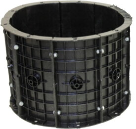 大和技研工業 DGK プラカクリEX45型 8枚セット 送料無料 植木鉢 大型 容量自由 丈夫な植木鉢 変幻自在
