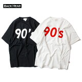 BACKHEAD,バックヘッド,スタンププリント,ポケットTシャツ,90's,メンズ,レディース