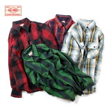 BIGMIKEビッグマイク,ネルシャツ,ワークシャツ,シャツ