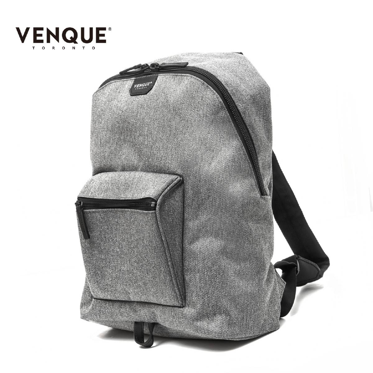 VENQUE ヴェンク DAILY WALKER バックパック メンズ/レディース グレー OS