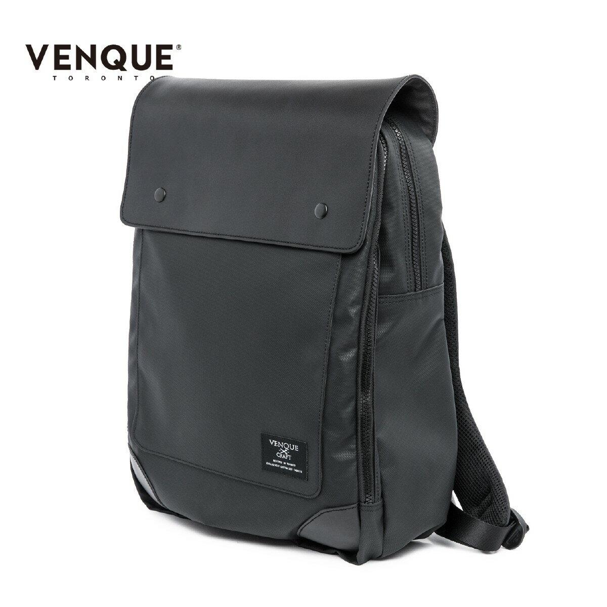 VENQUE ヴェンク Flatsquare Hyberlight バックパック メンズ/レディース ブラック OS