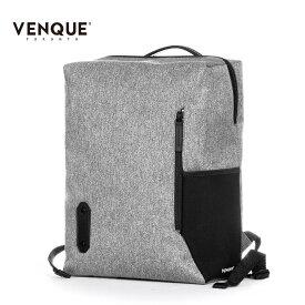 VENQUE ヴェンク THE BOX バックパック メンズ/レディース グレー OS