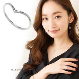 シルバー925 リング 指輪 シンプル 定番 V字 V型 重ね付け 定番 人気 シルバーリング パーティー レディース アクセサリー 女性 大人 彼女 誕生日 プレゼント