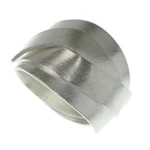 リング 指輪 幅広 カレンシルバー シルバーリング パーティー シルバー レディース アクセサリー 女性 大人 彼女 誕生日 プレゼント 送料無料