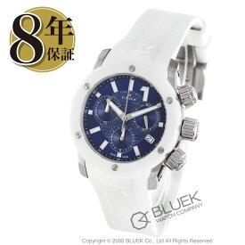 エドックス クロノオフショア1 クロノレディ クロノグラフ 300m防水 腕時計 レディース EDOX 10225-3B-BUIN_8