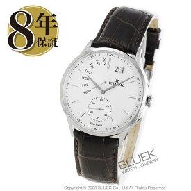 エドックス レ・ボベール レトログラード 腕時計 メンズ EDOX 34500-3-AIN_8
