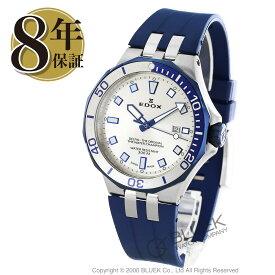 エドックス デルフィン ダイバー デイト 300m防水 腕時計 メンズ EDOX 53015-357BUCA-AIBU_8