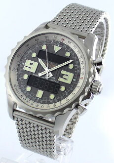 Blight ring Breitling professional Cronus pace men A785F51ACA watch clock