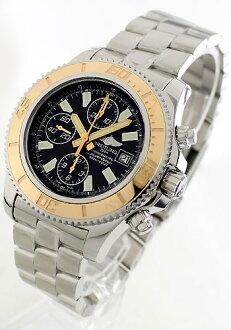 Blight ring Breitling supermarket ocean men C109B84PRS(C1334112) watch clock