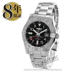 ブライトリングBREITLING腕時計アベンジャーIIGMT300m防水メンズA329B34PSS
