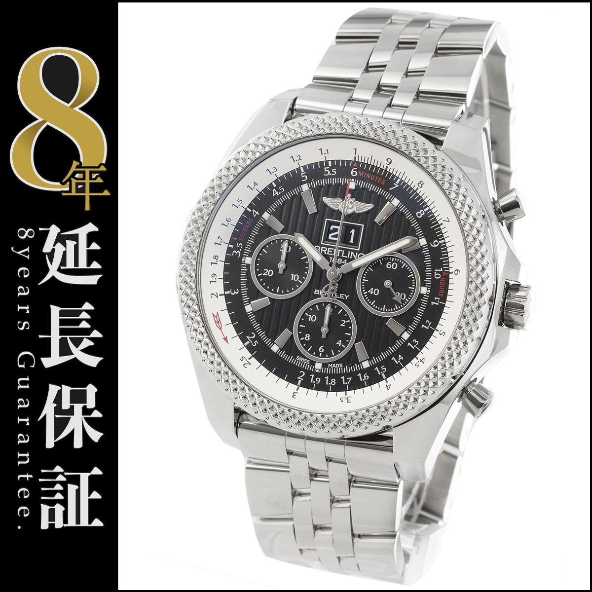 ブライトリング ベントレー 6.75 クロノグラフ 腕時計 メンズ BREITLING A4436412/BE17_8