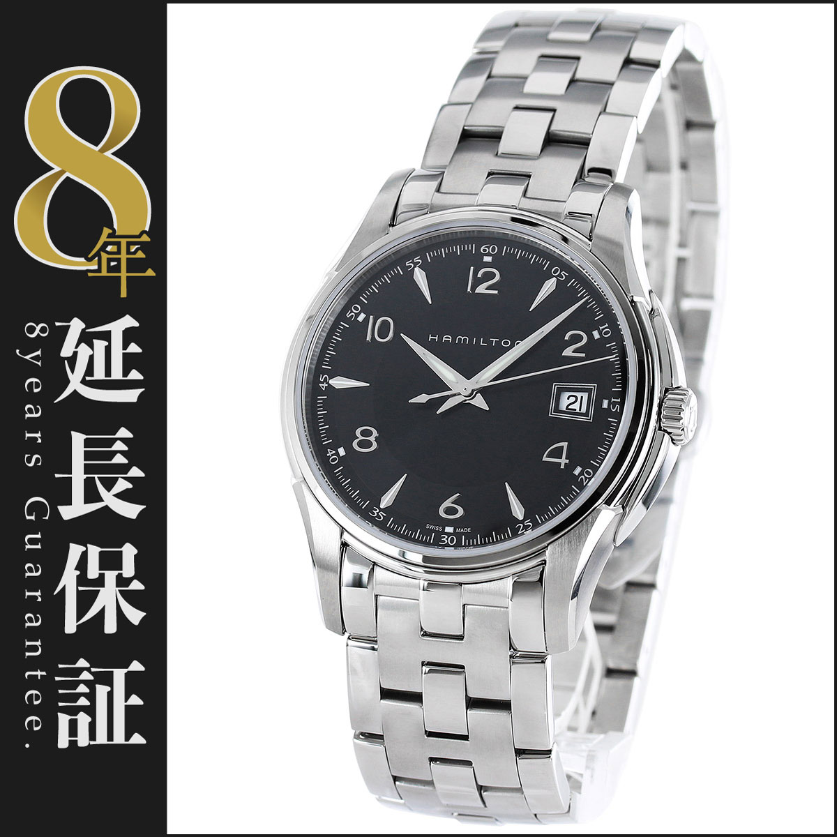 ハミルトン HAMILTON 腕時計 ジャズマスター ジェント メンズ H32411135_8