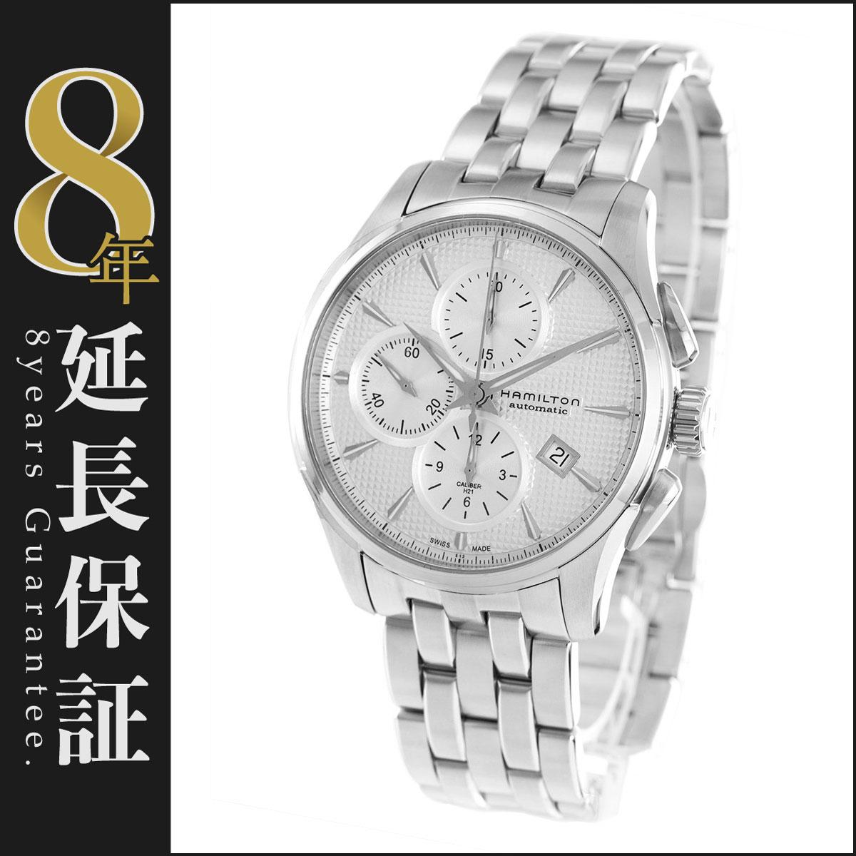 ハミルトン HAMILTON 腕時計 ジャズマスター オート クロノ メンズ H32596151_8