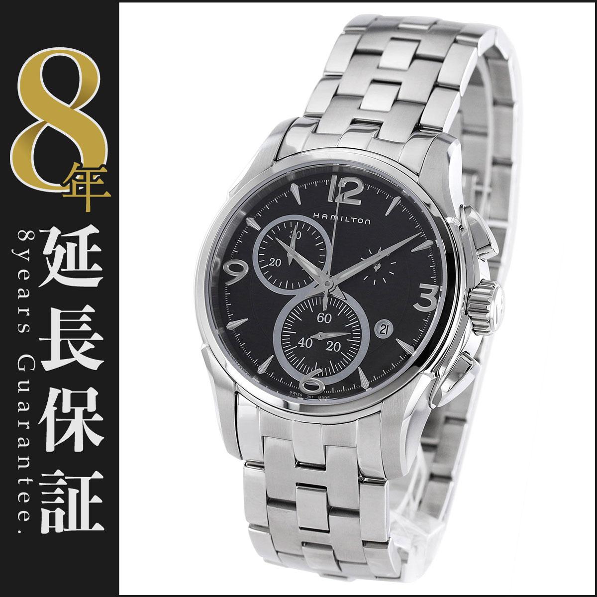 ハミルトン HAMILTON 腕時計 ジャズマスター クロノクオーツ メンズ H32612135_8