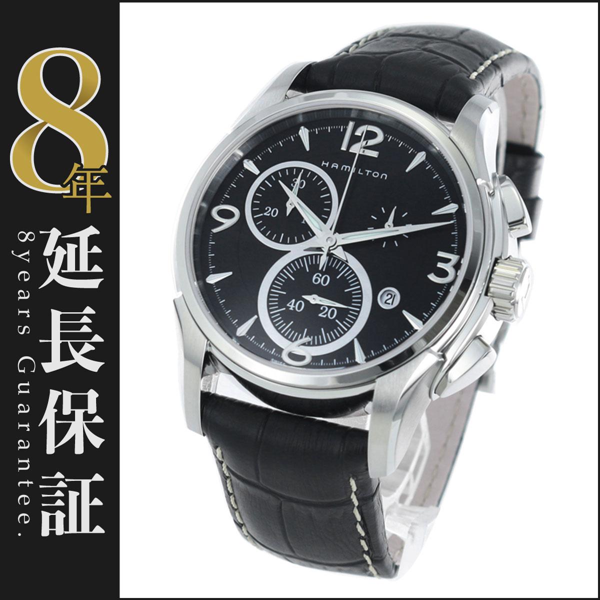 ハミルトン HAMILTON 腕時計 ジャズマスター クロノクオーツ メンズ H32612735_8