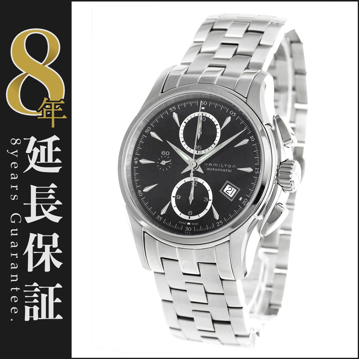 ハミルトン HAMILTON 腕時計 ジャズマスター オート クロノ メンズ H32616133_8