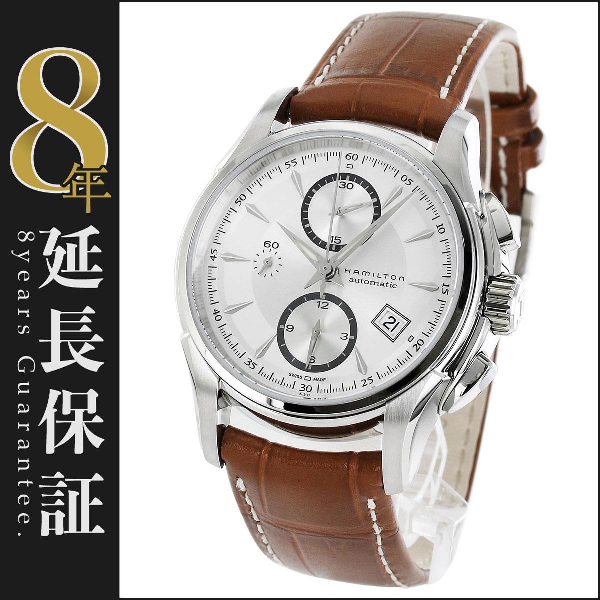 ハミルトン HAMILTON 腕時計 ジャズマスター オート クロノ メンズ H32616553_8