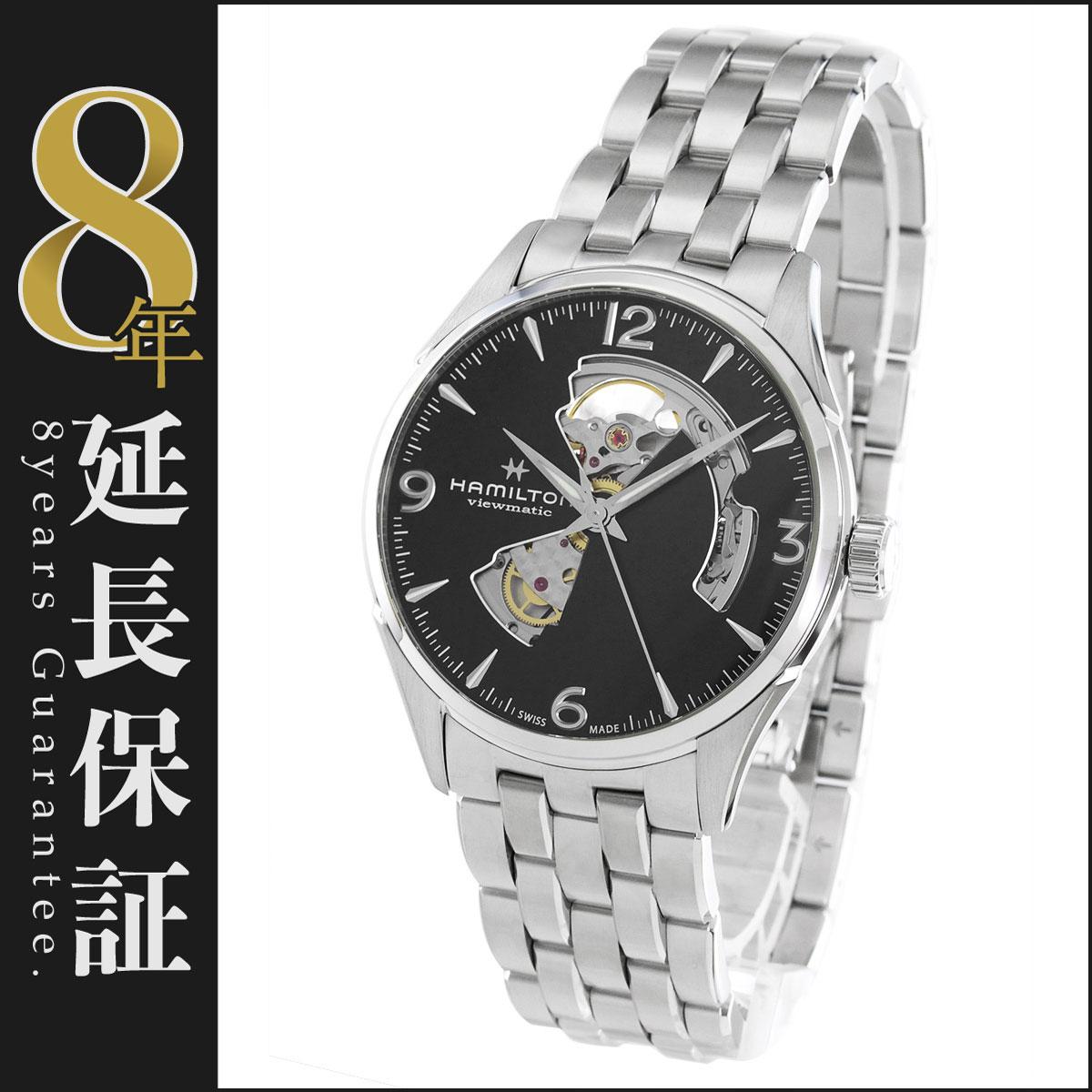 ハミルトン HAMILTON 腕時計 ジャズマスター ビューマチック オープンハート メンズ H32705131_8