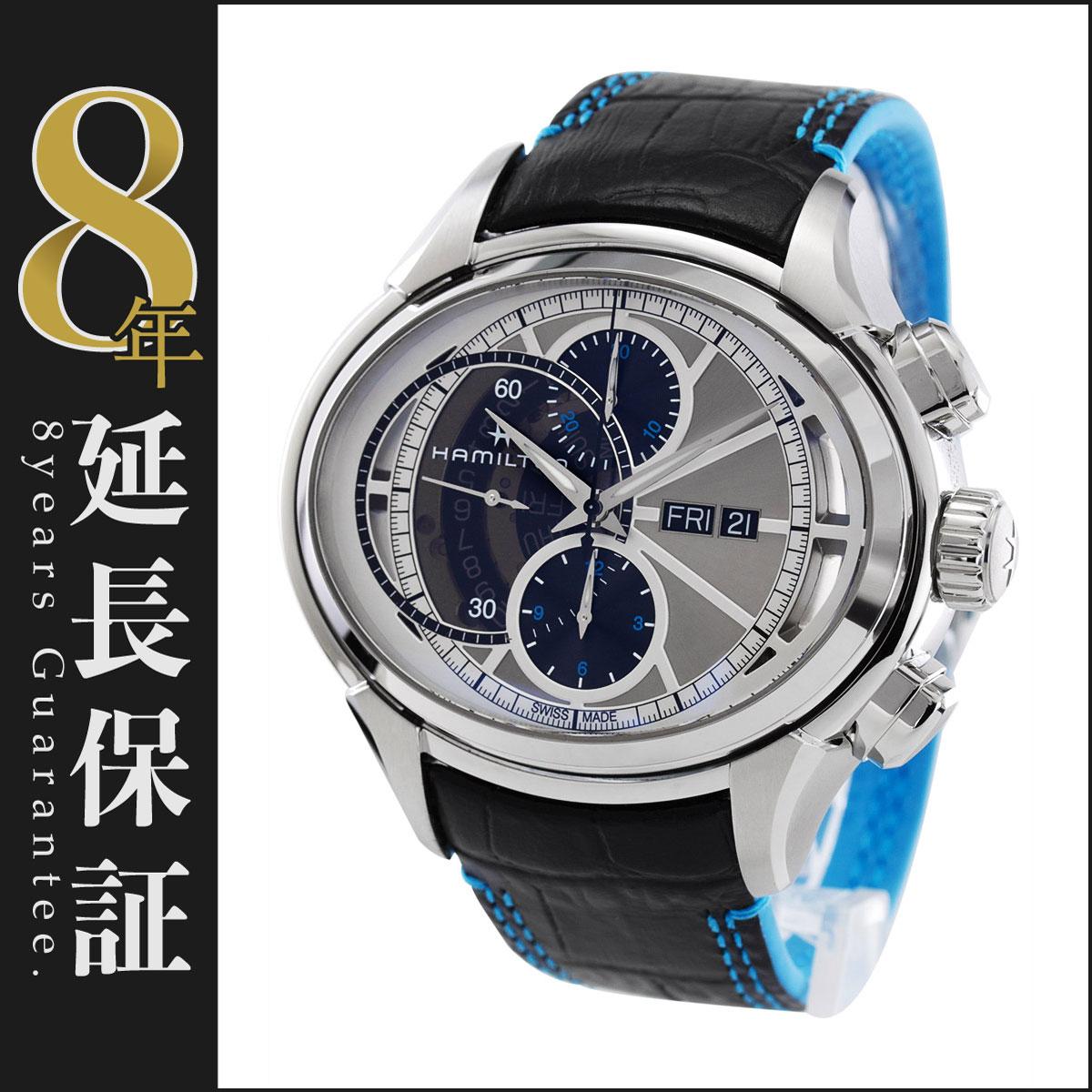 ハミルトン HAMILTON 腕時計 ジャズマスター フェイス2フェイスII 世界限定1999本 メンズ H32866781_8