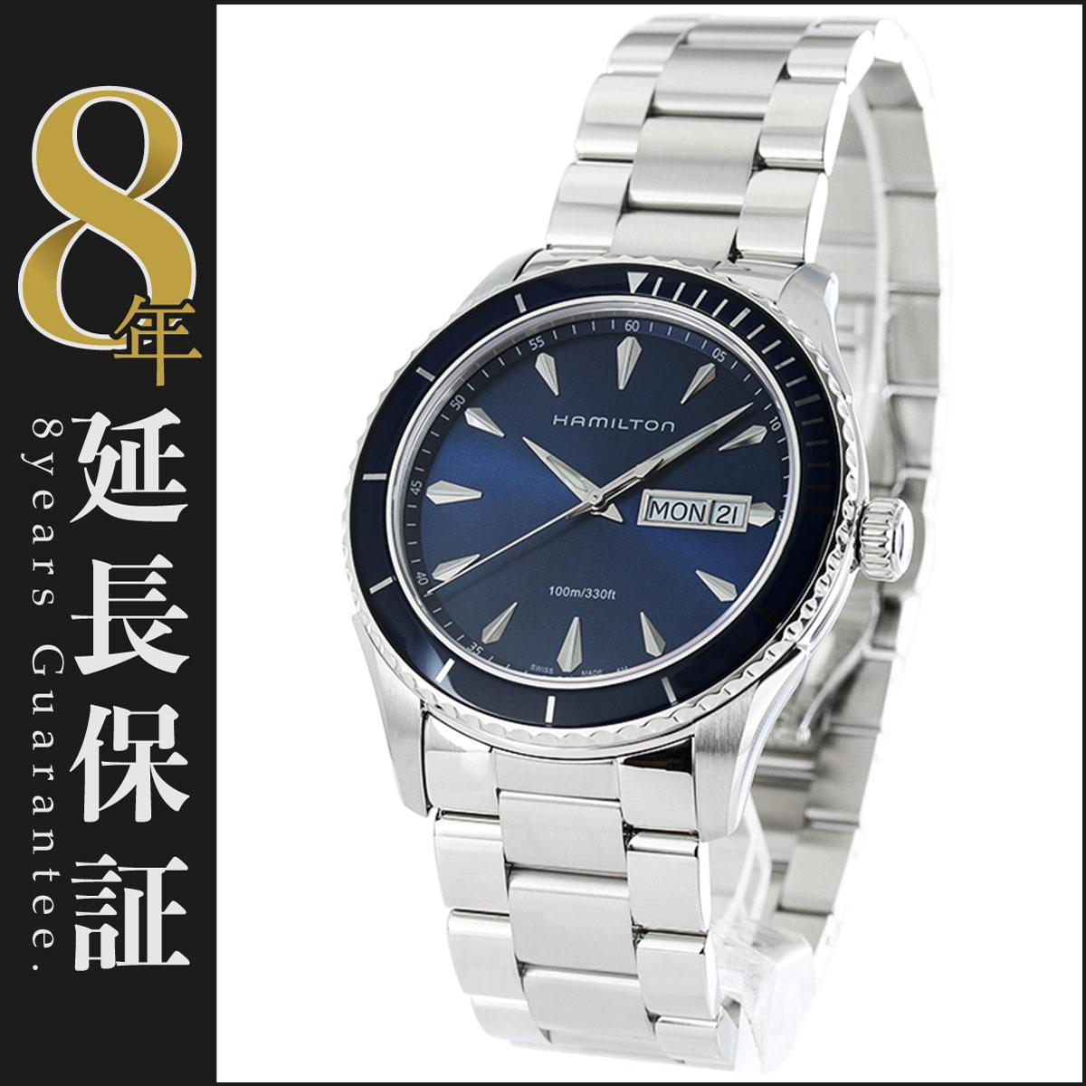 ハミルトン HAMILTON 腕時計 ジャズマスター シービュー メンズ H37551141_8