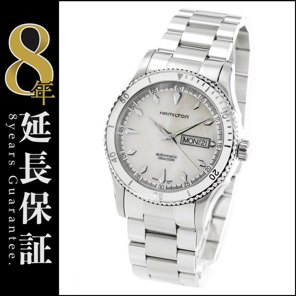ハミルトン HAMILTON 腕時計 ジャズマスター シービュー メンズ H37555111_8