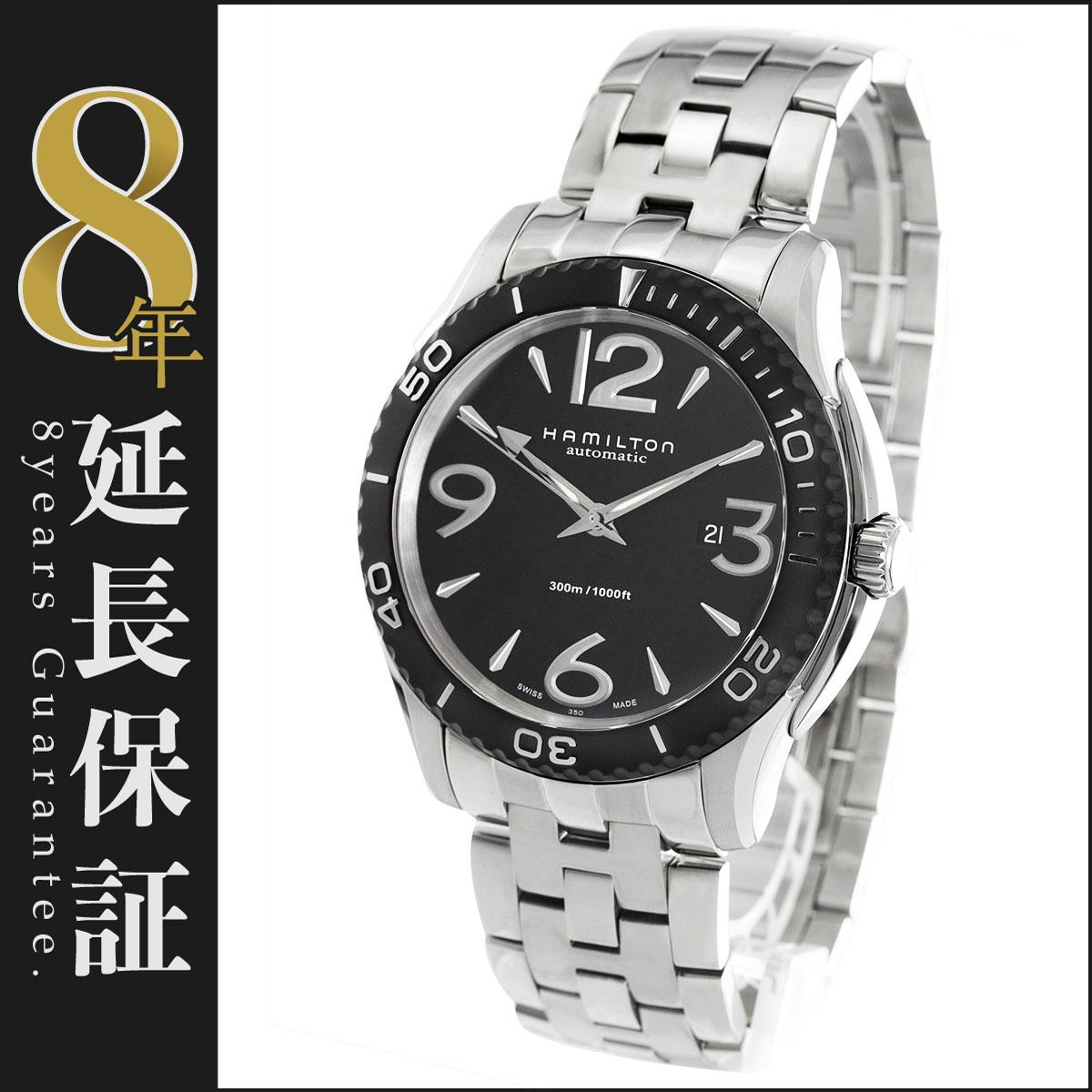 ハミルトン HAMILTON 腕時計 ジャズマスター シービュー 300m防水 メンズ H37715135_8