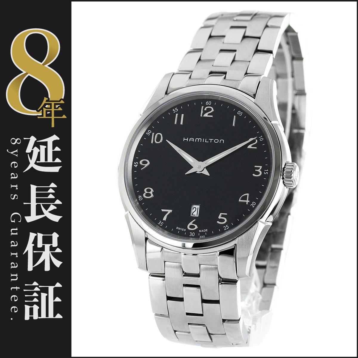 ハミルトン HAMILTON 腕時計 ジャズマスター シンライン メンズ H38511133_8