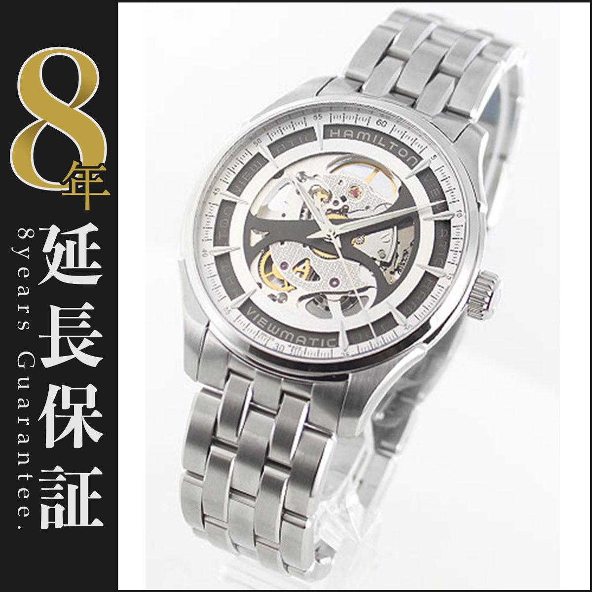 ハミルトン HAMILTON 腕時計 ジャズマスター ビューマチック メンズ H42555151_8