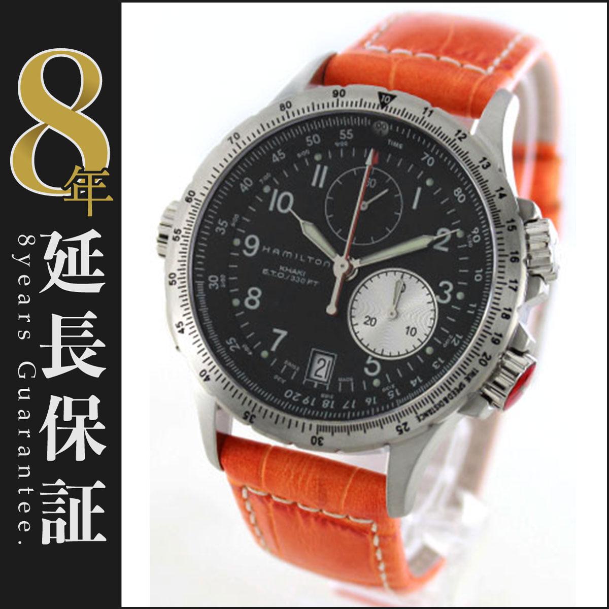 ハミルトン HAMILTON 腕時計 カーキ アビエーション ETO メンズ H77612933_8