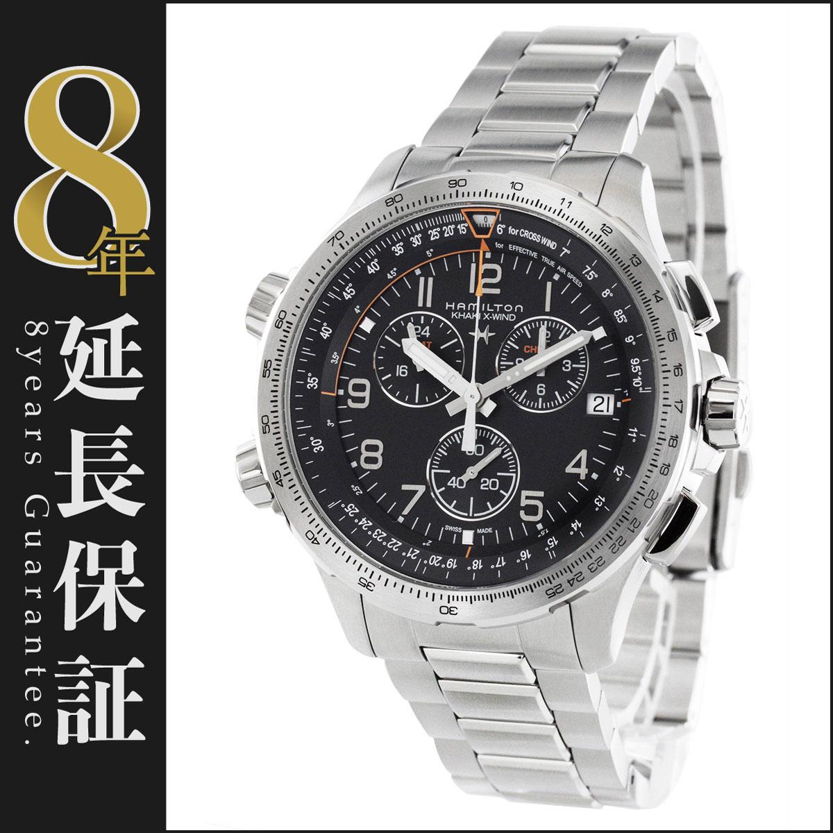 ハミルトン HAMILTON 腕時計 カーキ アビエーション X-ウィンド メンズ H77912135_8