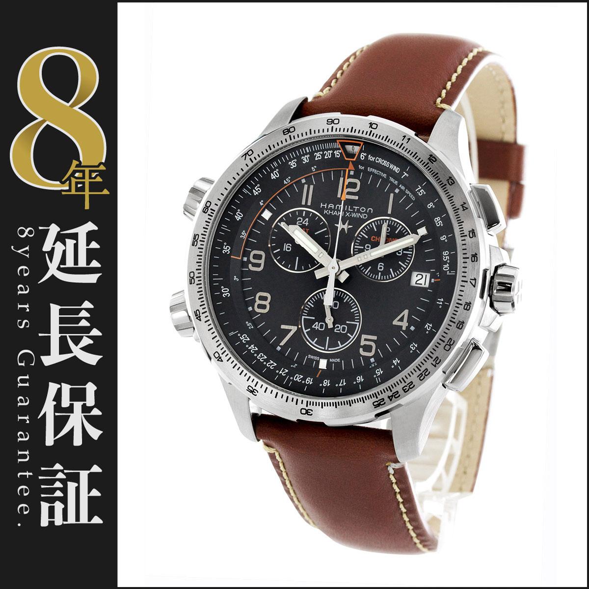 ハミルトン HAMILTON 腕時計 カーキ アビエーション X-ウィンド メンズ H77912535_8