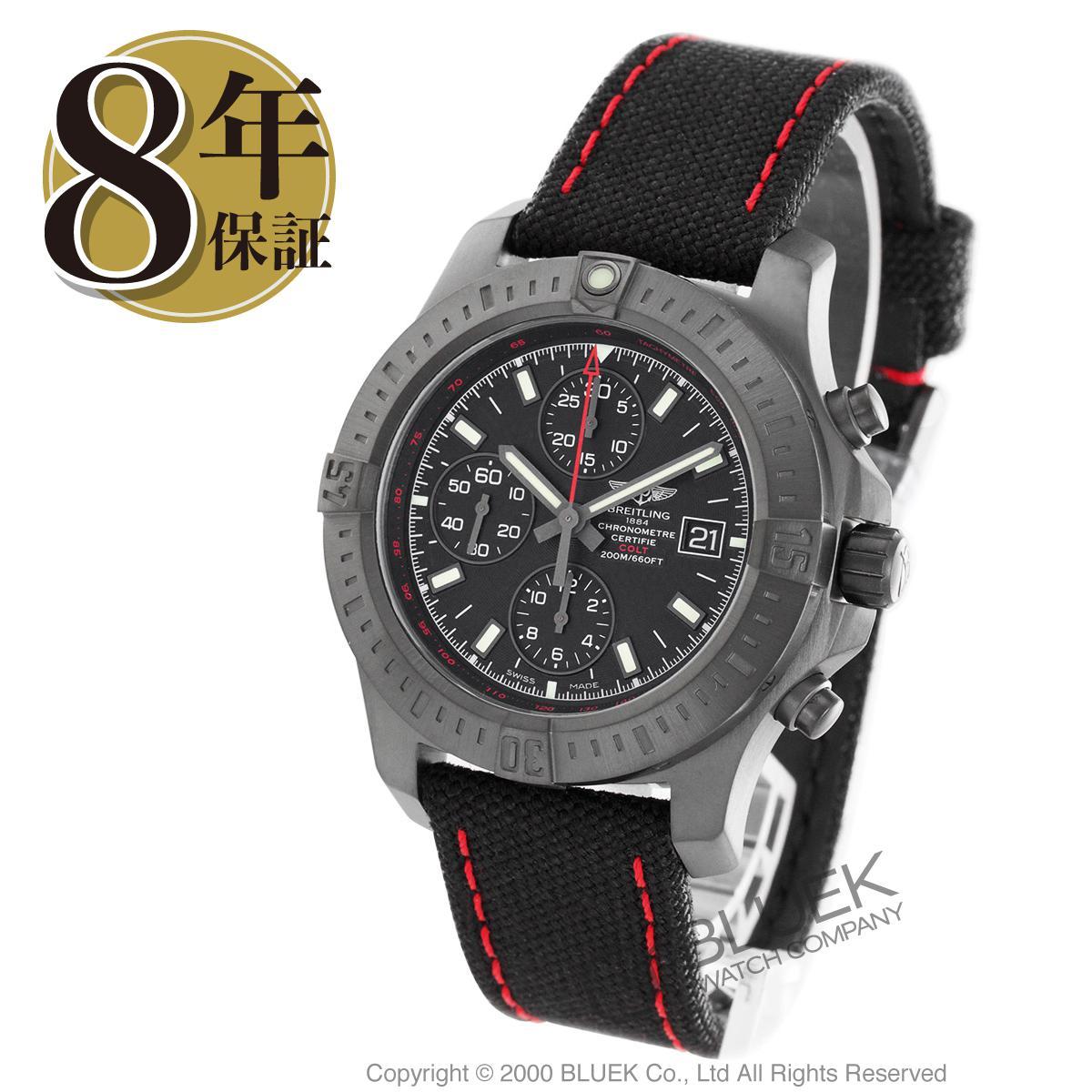ブライトリング コルト クロノグラフ アメリカ限定400本 腕時計 メンズ BREITLING M133881A/BE99_8