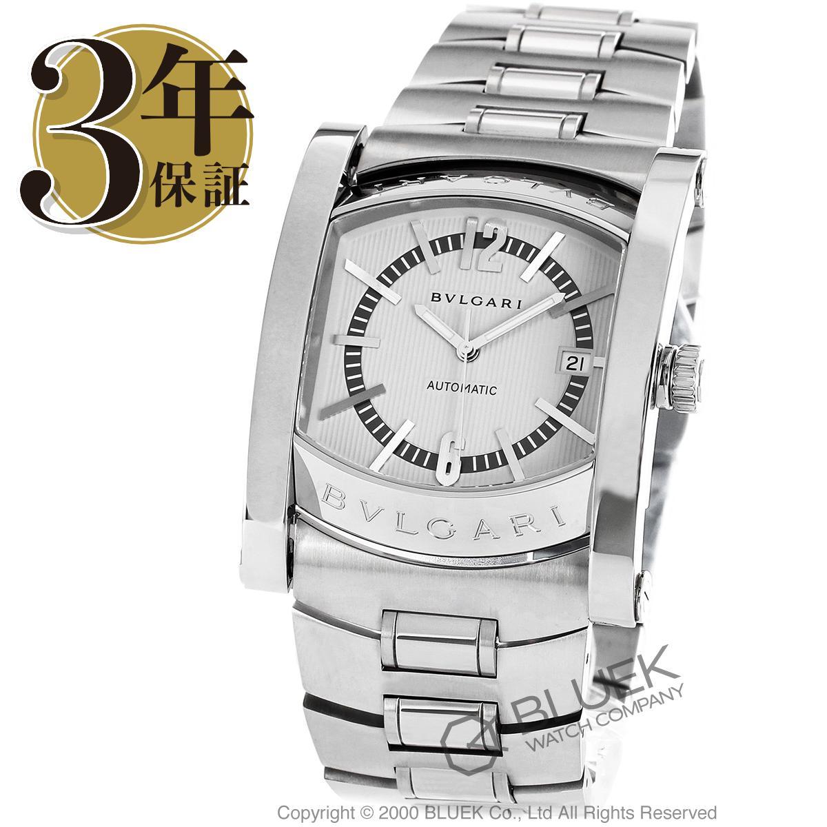 ブルガリ BVLGARI 腕時計 アショーマ 日本限定モデル メンズ AA48C6SSD/JP_8