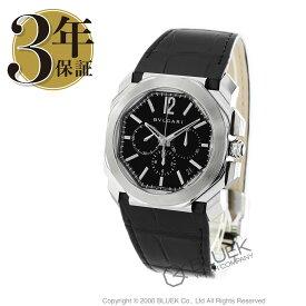 ブルガリ オクト ヴェロチッシモ クロノグラフ アリゲーターレザー 腕時計 メンズ BVLGARI BGO41BSLDCH_8