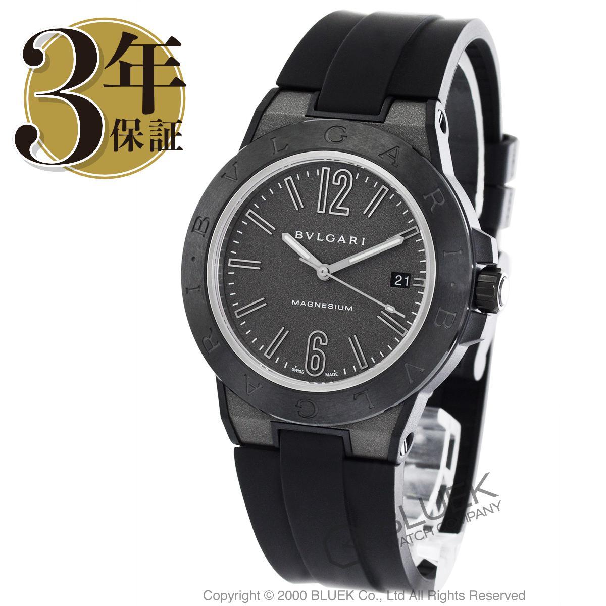 ブルガリ ディアゴノ マグネシウム 腕時計 メンズ BVLGARI DG41C14SMCVD_8 バーゲン ギフト プレゼント