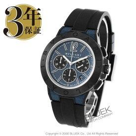 ブルガリ ディアゴノ マグネシウム クロノグラフ 腕時計 メンズ BVLGARI DG42C3SMCVDCH_8