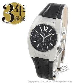 ブルガリ エルゴン クロノグラフ アリゲーターレザー 腕時計 ユニセックス BVLGARI EG35BSLDCH_8