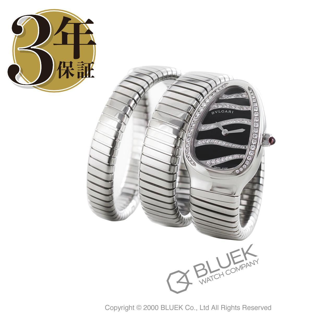 ブルガリ セルペンティ トゥボガス ダイヤ 腕時計 レディース BVLGARI SP35BDSDS.2T_8
