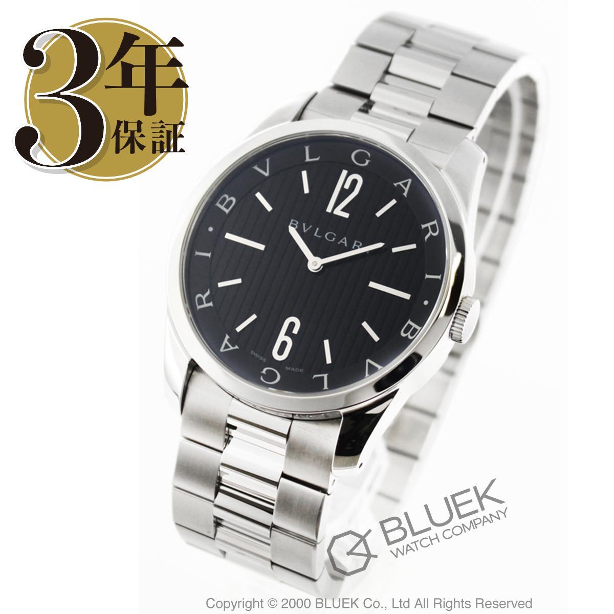 ブルガリ ソロテンポ 腕時計 メンズ BVLGARI ST42BSS_8
