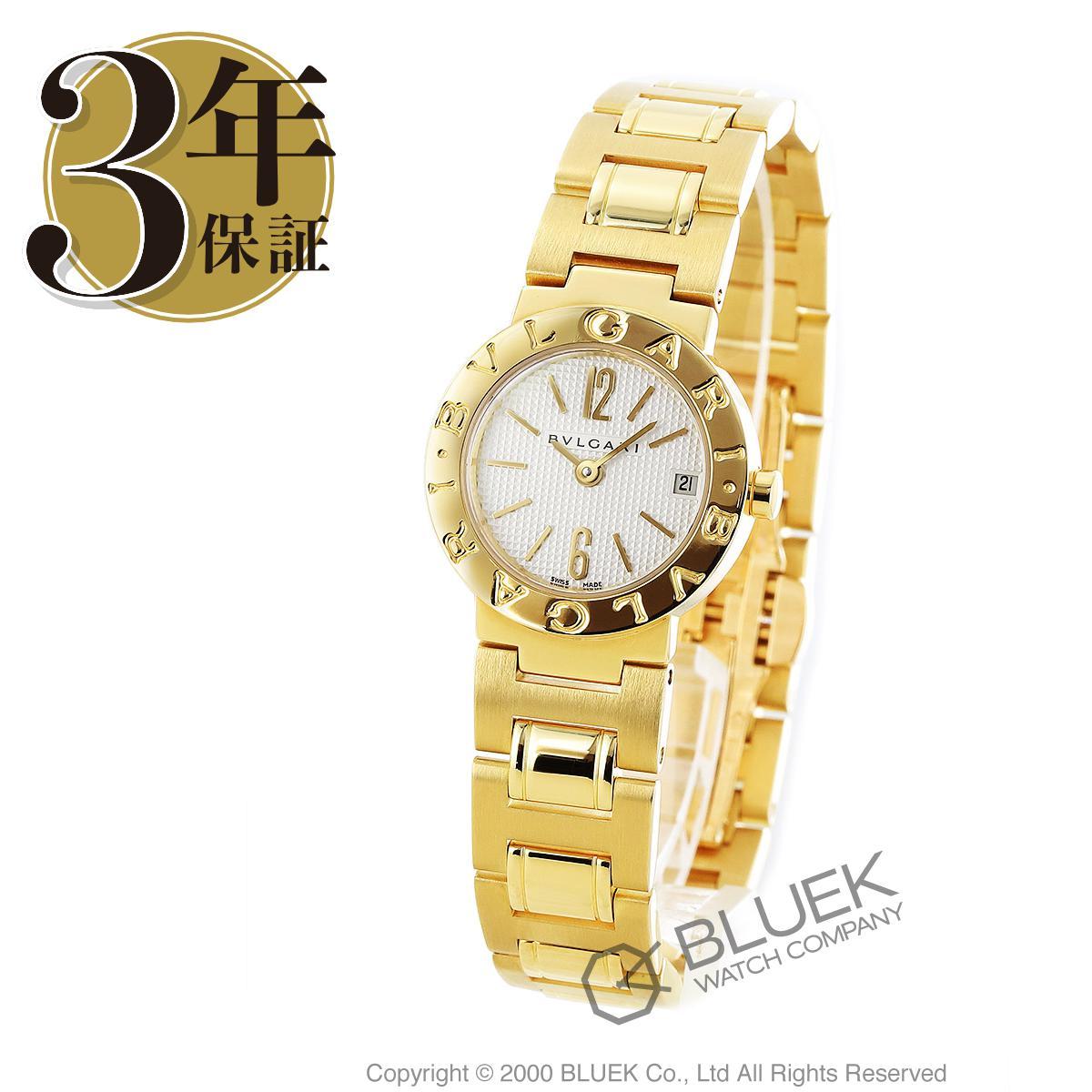 ブルガリ ブルガリブルガリ YG金無垢 腕時計 レディース BVLGARI BB23WGGD_8