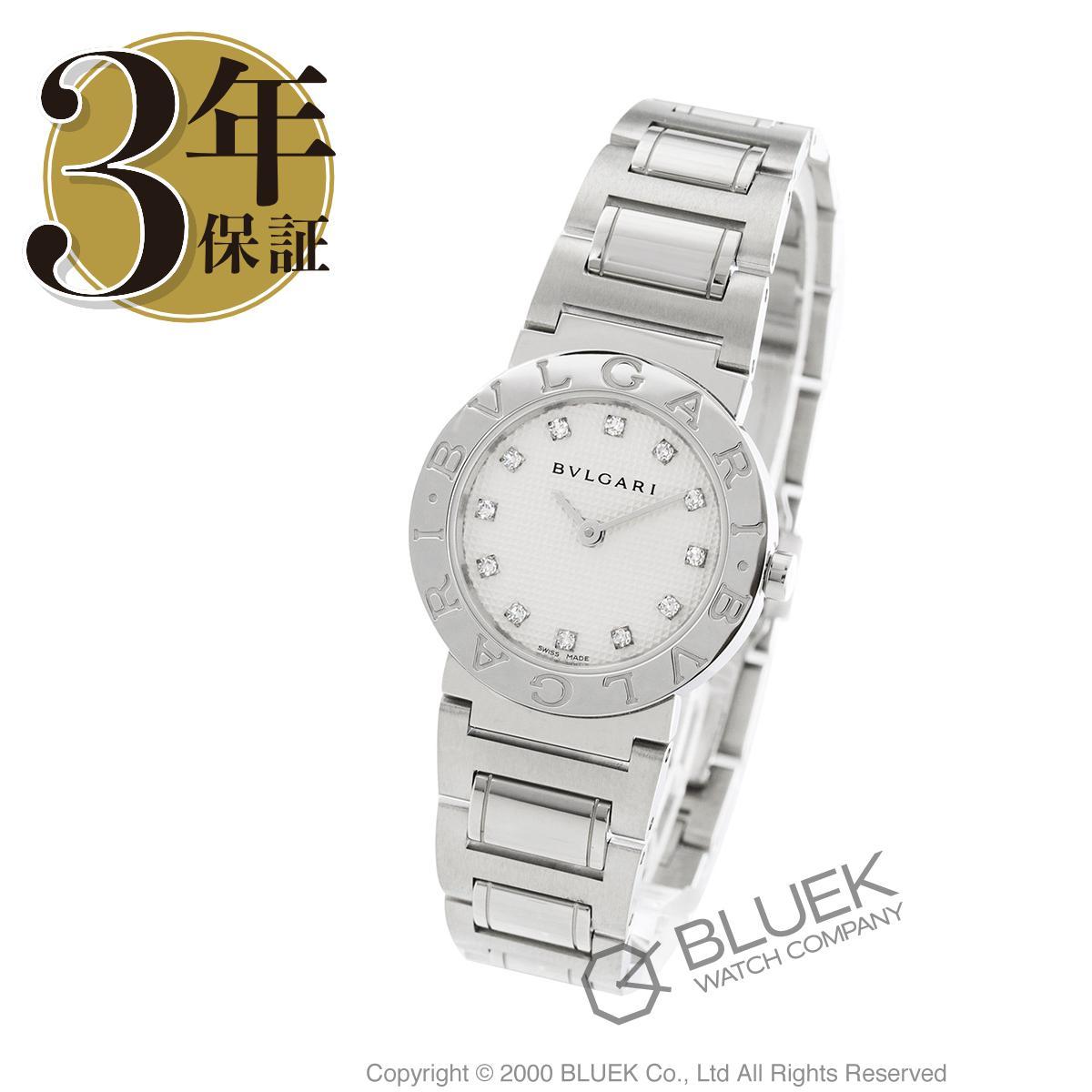 ブルガリ ブルガリブルガリ ダイヤ 腕時計 レディース BVLGARI BB26WSS/12_8