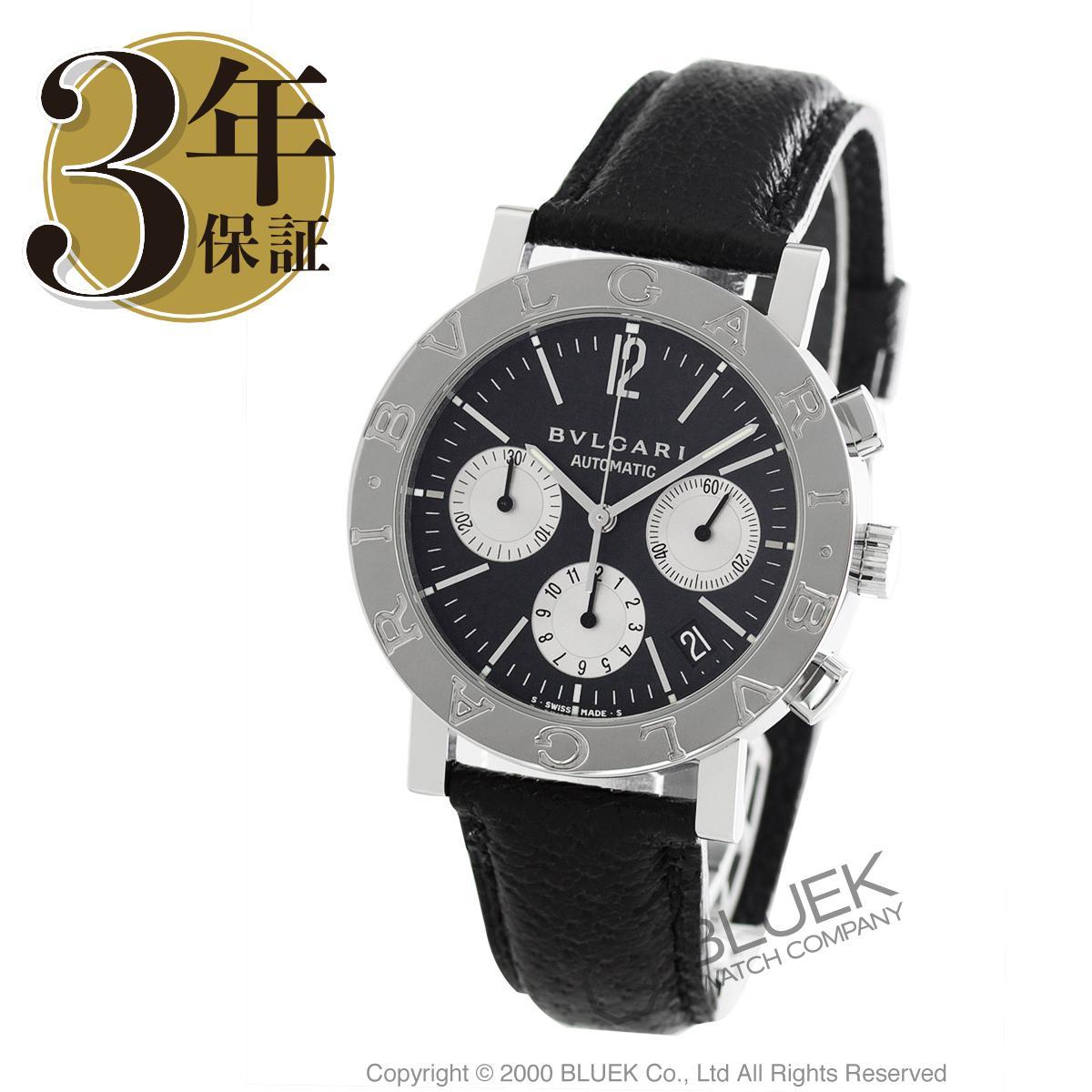 ブルガリ ブルガリブルガリ クロノグラフ 腕時計 メンズ BVLGARI BB38SLDCH_8