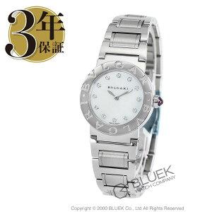 ブルガリブルガリブルガリダイヤ腕時計レディースBVLGARIBBL26WSS/12