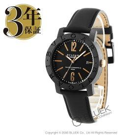 ブルガリ ブルガリブルガリ カーボンゴールド 腕時計 メンズ BVLGARI BBP40BCGLD_8
