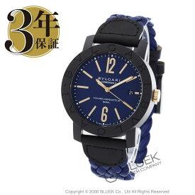ブルガリ ブルガリブルガリ カーボンゴールド 腕時計 メンズ BVLGARI BBP40C3CGLD_3