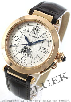 Cartier Cartier Pasha mens W3109151 watch clock