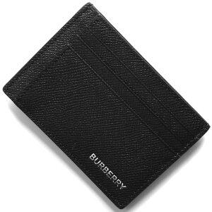 バーバリー クレジットカードケース メンズ チェイス ブラック MS CHASE TT8 114498 A1189 8014665 BURBERRY