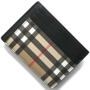 バーバリー カードケース/マネークリップ メンズ ヴィンテージチェック アーカイブベージュ MS CHASE DFC 115169 A7026 8016620 BURBERRY