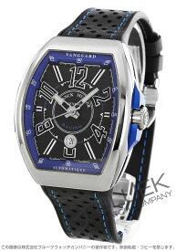 【10/1〜10/2限定!17,000円OFFクーポン対象】フランクミュラー ヴァンガード レーシング 腕時計 メンズ FRANCK MULLER V 45 SC DT RCG AC BL[FMV45SCRCGPLSSBLBKLZBK]