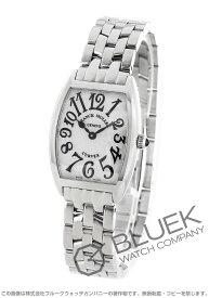 フランクミュラー トノーカーベックス 腕時計 レディース FRANCK MULLER 1752 QZ[FM1752QZSSSL]